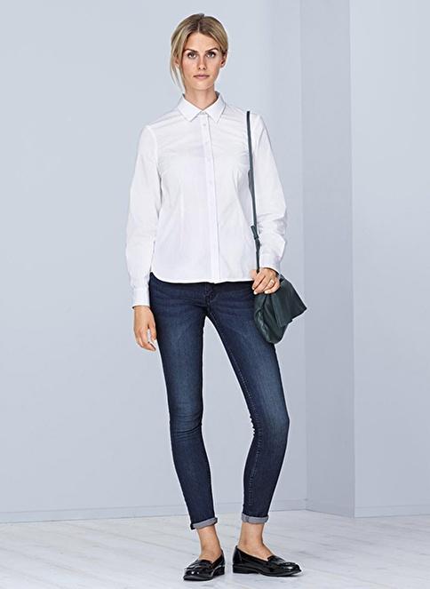Tchibo Gömlek Beyaz